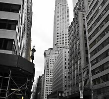 New York Chrysler Building by mouchette111