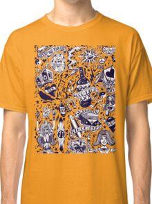 Skewjack Pattern Classic T-Shirt