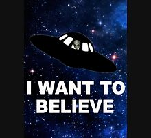 I Want to Believe 2014 V1 ( Clothing & Stickers ) T-Shirt
