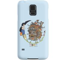Howl's Moving Castle Samsung Galaxy Case/Skin