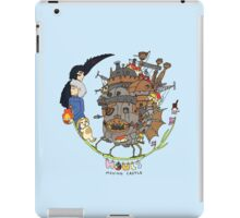 Howl's Moving Castle iPad Case/Skin