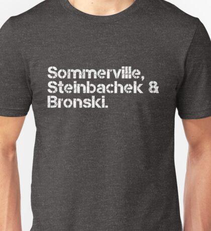 Bronski Beat [line-up] Unisex T-Shirt