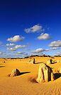 Pinnacles - Western Australia  by EOS20