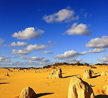 Pinnacles - Western Australia  by EOS20