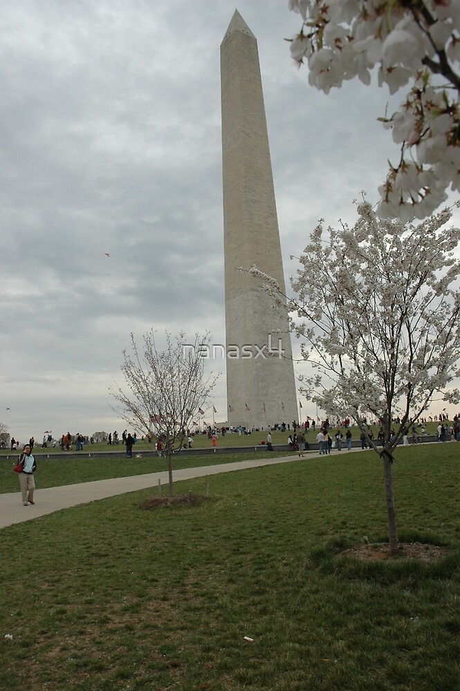 Washington Monument by nanasx4