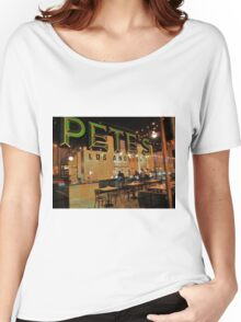 Dining Out Women's Relaxed Fit T-Shirt