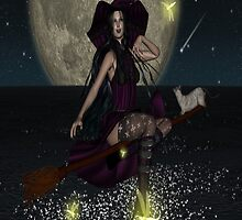 Seasons of the Witch by MichelleIacona