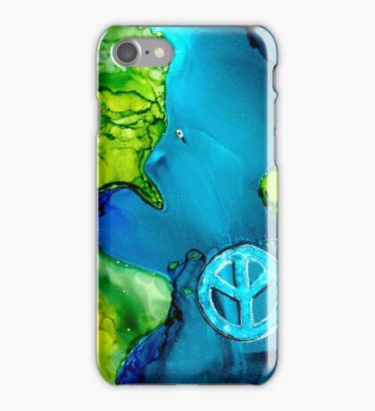 PEACE ON EARTH iPhone Case/Skin