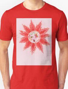 The Fire Flower Unisex T-Shirt