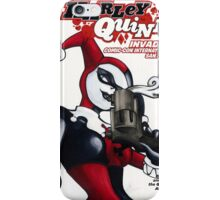 Harley Quinn #1 iPhone Case/Skin