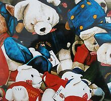 guernsey teddies by robbie