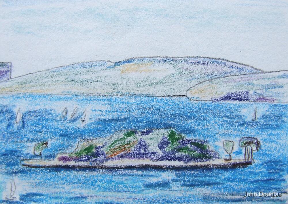 Clarke Island 14 by John Douglas