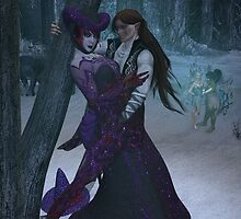 February, Seasons of the Witch: The Tryst by MichelleIacona