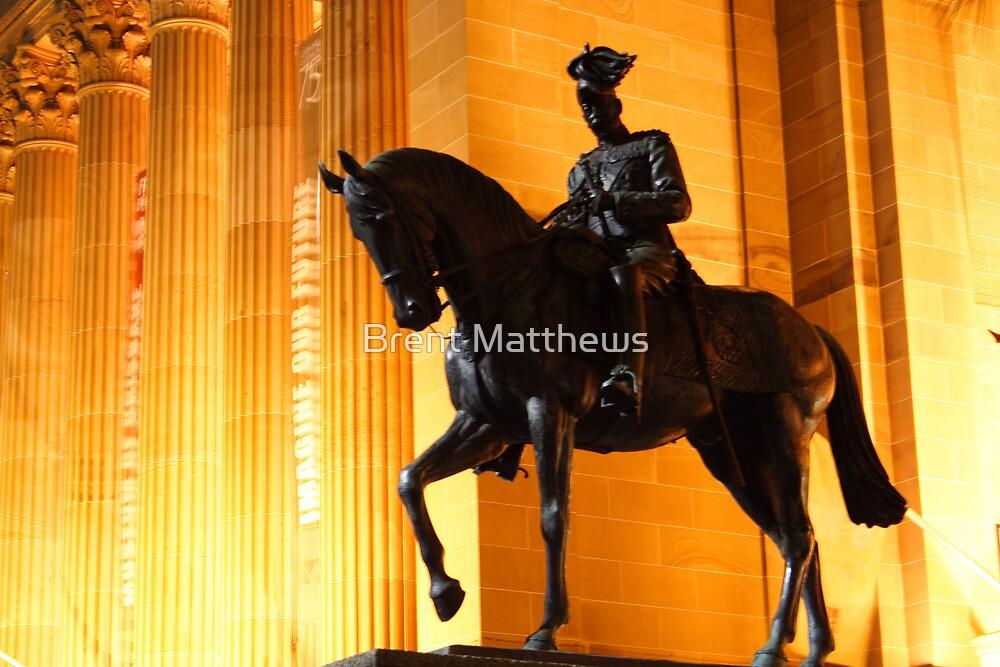 Guard of Honour by Brent Matthews