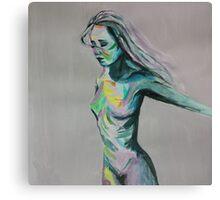 Blue Charlotte Canvas Print