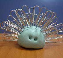 Office Art - The Hedgehog by stooferdoofer