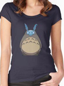 Donnie Darko Totoro Women's Fitted Scoop T-Shirt