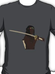 Michonne - The Walking Dead T-Shirt
