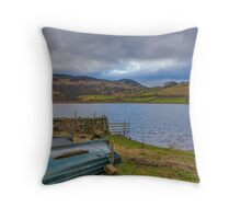 Watendlath Tarn Lake District Throw Pillow