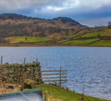 Watendlath Tarn Lake District Sticker