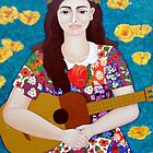 Violeta Parra and the song The gardener  by Madalena Lobao-Tello