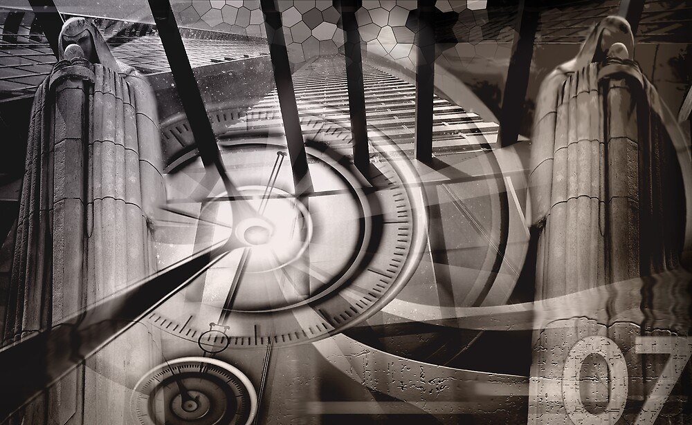 Gotham 07 by Cliff Vestergaard