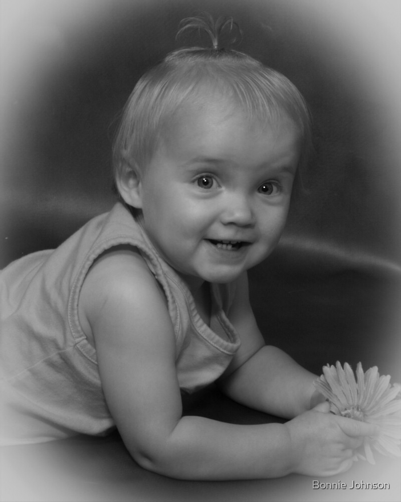Abigail-Age 1 by Bonnie Johnson