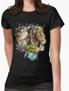 Ephemera III: The Detective and the Blogger Womens Fitted T-Shirt