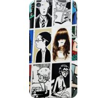 Graphic novels rule the world iPhone Case/Skin