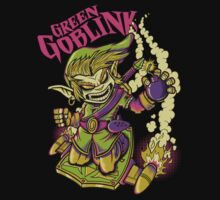 GREEN GOBLINK by Fernando Sala