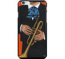 Big Handed Trumpet iPhone Case/Skin