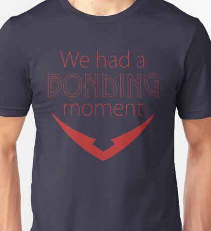 Bonding Moment Unisex T-Shirt