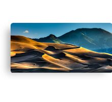 Dawn over the Dunes Canvas Print