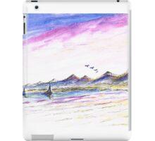 Purple Skies iPad Case/Skin