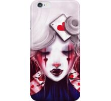 Queen of Hearts iPhone Case/Skin