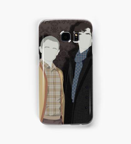 Sherlock Office party Samsung Galaxy Case/Skin
