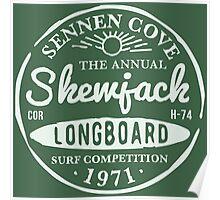 Skewjack Stamp Poster