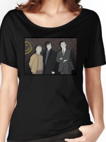 Sherlock Office party Women's Relaxed Fit T-Shirt