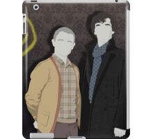 Sherlock Office party iPad Case/Skin