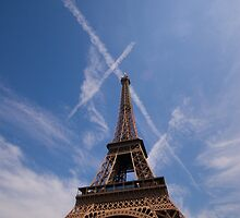 Eiffel Tower by Craig Goldsmith
