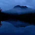 Mystic blue by Antoni Alonso