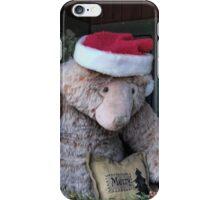 Santa Bear iPhone Case/Skin