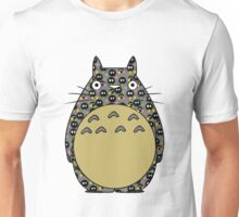 Totoro is Covered in Soot Unisex T-Shirt