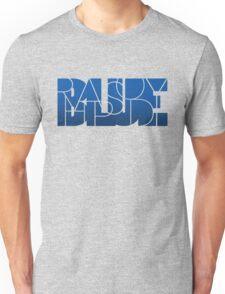 Rhapsody in Blue Unisex T-Shirt