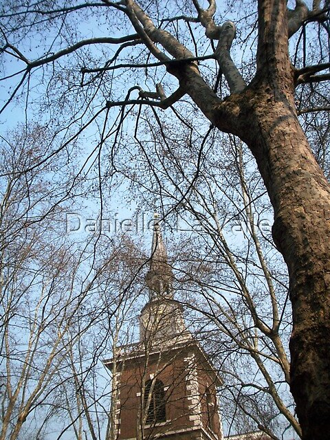 St.James's Church Piccadilly by Danielle  La Valle