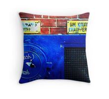 2040 Throw Pillow