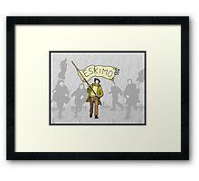Eskimo Framed Print