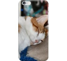 Sleepy Boy iPhone Case/Skin