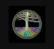 Chakra Tree Mandala Unisex T-Shirt