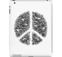 Peace Naturalis iPad Case/Skin
